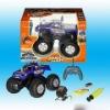 R/C Amphibian Car