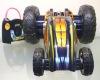 R/C STUNT ROBOT(R/C robot toy)