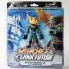 RATCHET&CLANK PS3 VIDEO GAME CRACK IN TIME FIGURE