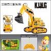 RC Excavator toy/Construction RC Toy