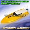 RC OFF-SHORE WARRIOR 9301 boat