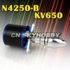RC Outrunner brushless N4250-B KV650 motor -1223639