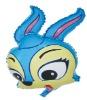 Rabbit Balloons, Balloons Shape