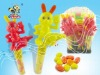 Rabbit with Whistle Toy Candy