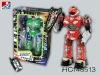 Radio Control Plastic Model Toy Robot HC148513