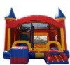 Red castle 4-in-1 inflatable combos