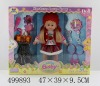 Red hat12 inch baby doll With IC accessories 499893