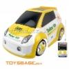 Remote control solar toy