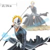Resin figure, Anime Bleach resin figures, Resin action figure
