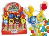 Robot/boxing hand toy candy