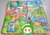 Safari family Electronic Playmat /baby play mat