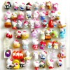 Sanrio Collection HelloKitty Figures set 50pcs 2-3cm random Pendant