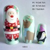 Santa Claus Matryoshka Doll