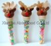 Santa Reindeers toy candy