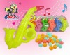 Saxophone Toy Candy