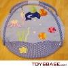 Sea family baby play carpet