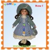 Sell YGM-PDN02 Porcelain Dolls 16 inches in height
