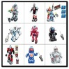 Series 10 more than 50 items intelligent remote control simulation robot