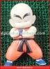 Shaolin boy 3D plastic action figure