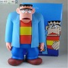 Shenzhen vinyl toy manufacturers for all kinds of vinyl toys