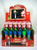 Shining&swing  Santa Claus /Father Christmas candy toys