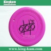 Silicone ultimate flying disc