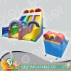 Ski inflatable slide toy SL-539