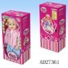 Soft talking intelligent toy doll