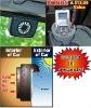 Solar Powered Car & Truck Window Cooling & Vent Fan auto cooler car cooler