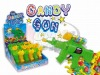 Spark  Gun plastic toy with candy