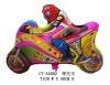 Spider-Man Motorcycle Balloon, vehical balloon