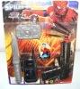 Spider-man plastic police toys