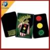 Stop light cards Magic tricks