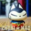 Super Man Vinyl  Art Toy Action Figures