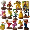 Super Mario Bros Figures Set 13pcs wholesale and retail Action Figure Doll Free Shipping Paypal