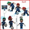 Super Mario Figures Toy Keychain(LSZBL0015)