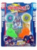 Super Mettle Beyblade Spining Top With Two Sets