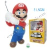 Super mario bros dolls(H31.5cm)