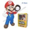 Super mario bros toys(H31.5cm)