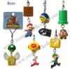 Super mario bros toys(H8cm)