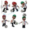 Super mario pvc figure toys