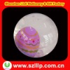 Supply 60mm liquid bouncing ball