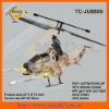 TC-JU8809 rc helicopter 6ch with gyro and missiles