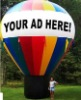 TOP selling inflatable advertsing ground balloon ( high quality)