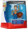 TOY STORY 3 SHERIFF WOODY COLLECTOR POSABLE FIGURE