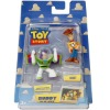 TOY STORY BUZZ LIGHTYEAR & SHERIFF WOODY PACK FIGURE