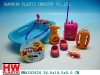 Take care of baby play set