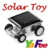The Smallest Mini Solar Car