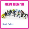 The earth defenders series Ben10 juvenile hackers Doll Set 17