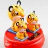 Tigers bobble head plastic figurines(MW-BHJ013)